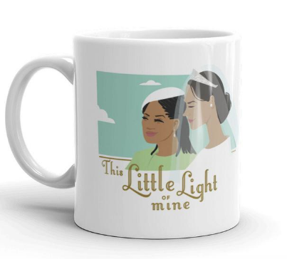 Meghan Markle Mugs