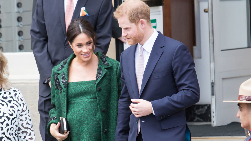 Baby Rules That Meghan Markle Must Follow