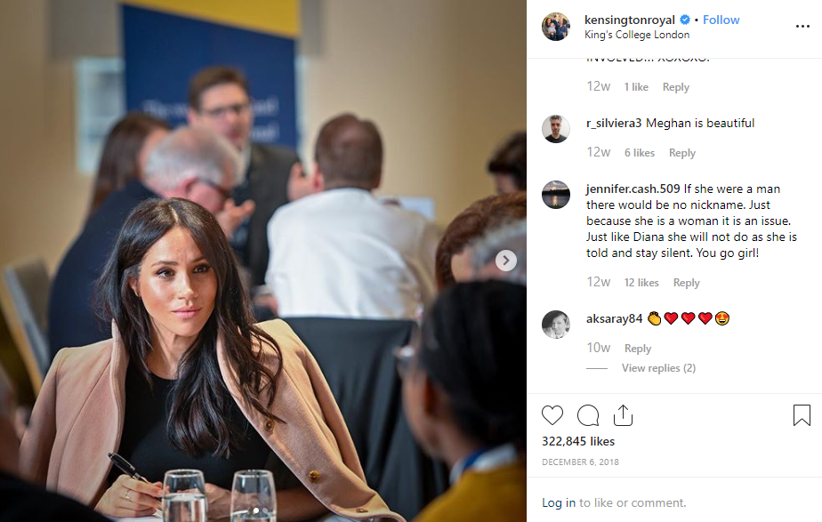Charities Meghan Markle Supports- Association of Commonwealth Universities