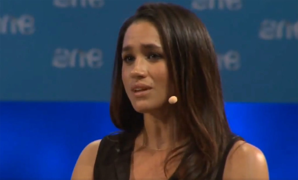 Charities Meghan Markle Supports- One Young World