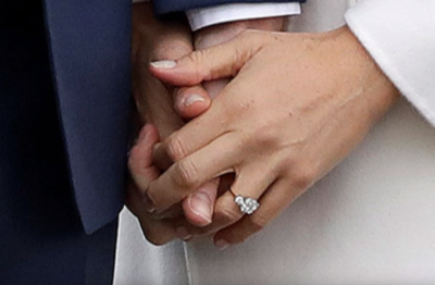 Meghan Markle Best Jewelry- Engagement Ring