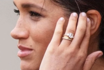 Meghan Markle Best Jewelry- Welsh Wedding Ring