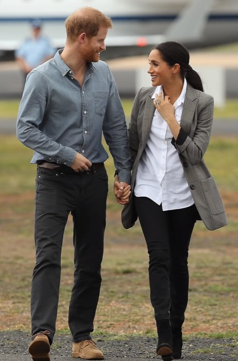 Meghan Markle Changed Lives- Australia