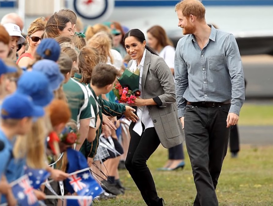 Meghan Markle Changed Lives- Kids