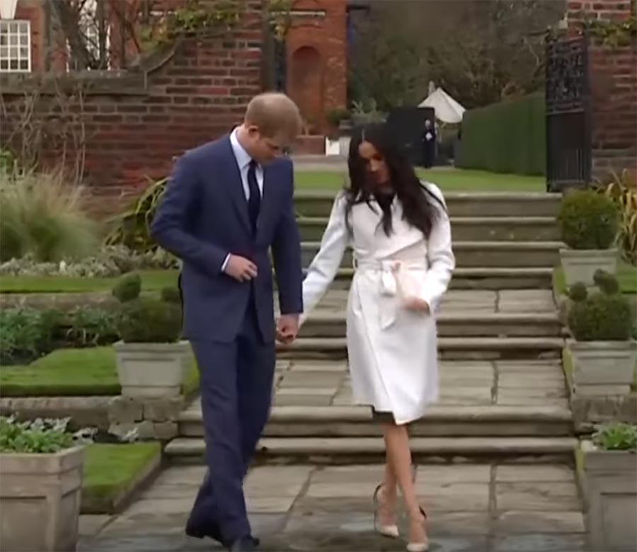 Meghan Markle's Best Shoes- Nude Pumps