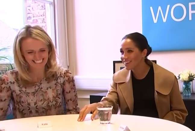 Meghan Markle's Royal Destiny- Social Causes