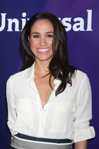 Meghan's Hair- Loose Curl