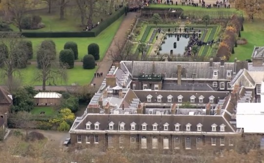 Sussexes Strict Home Rules- House
