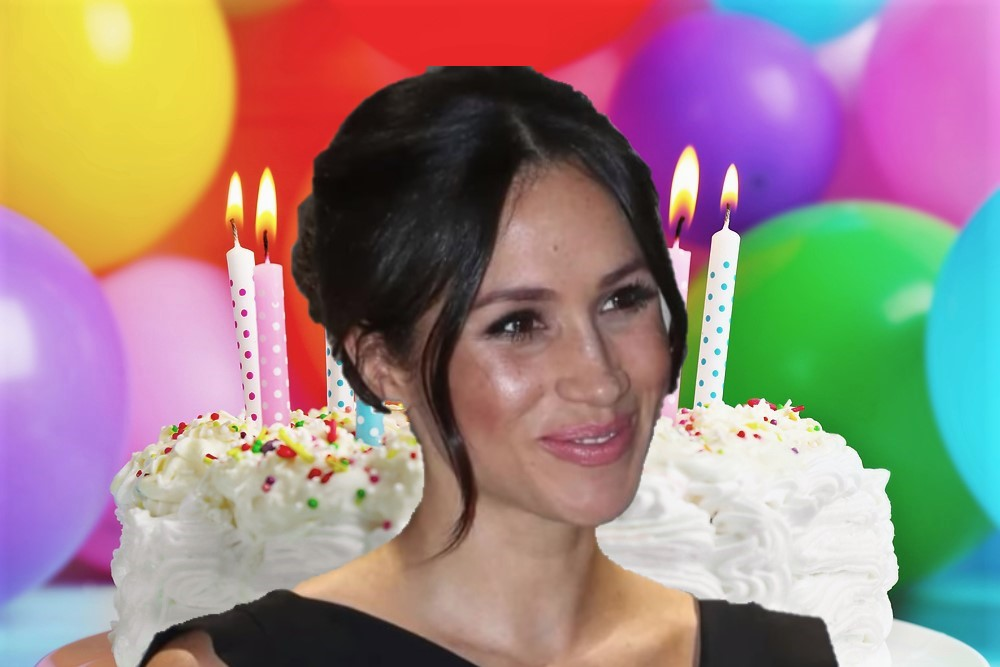 Happy Birthday Meghan Markle- Feature Image