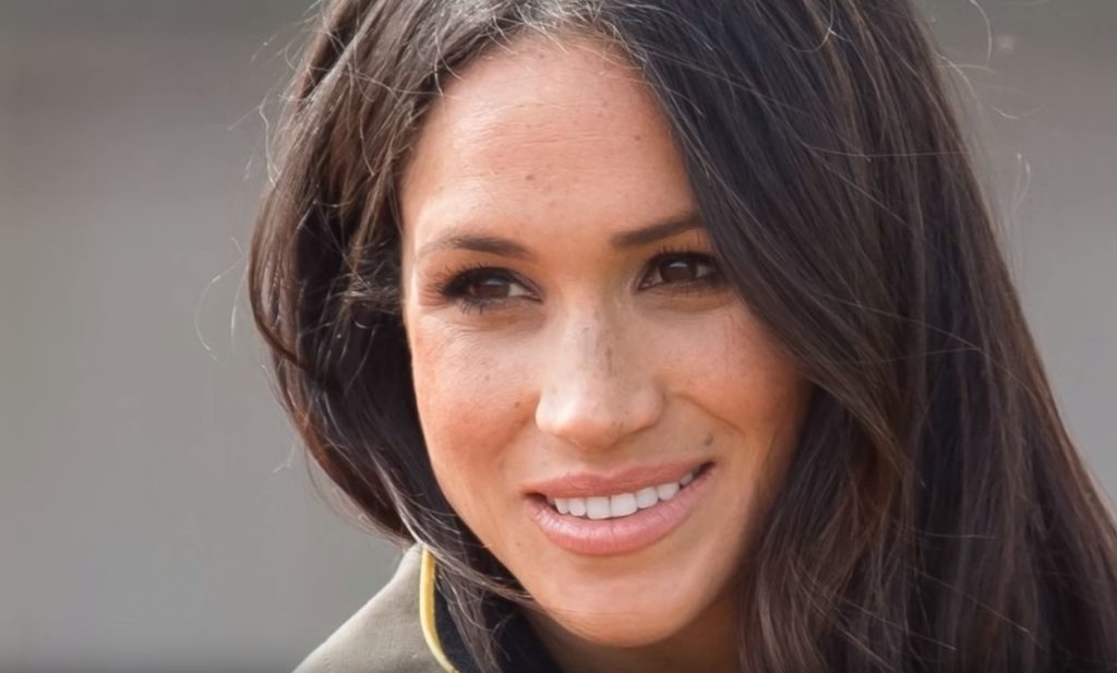 Meghan Markle's Guilty Pleasure- Freckles