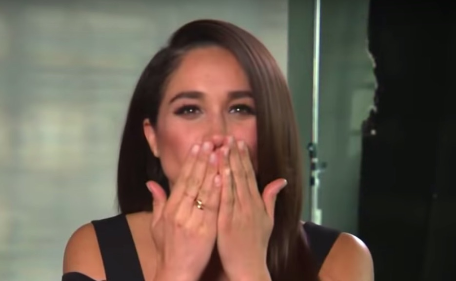 Meghan Markle's Suits Audition- Shocked
