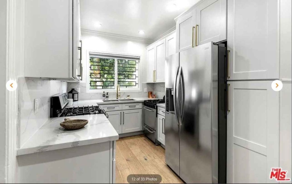 Meghan's Home- Kitchen