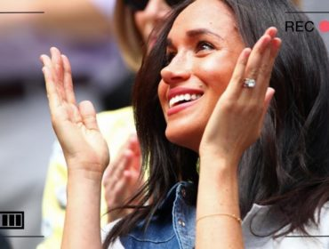 Meghan Markle Supports Serena Williams at US Open