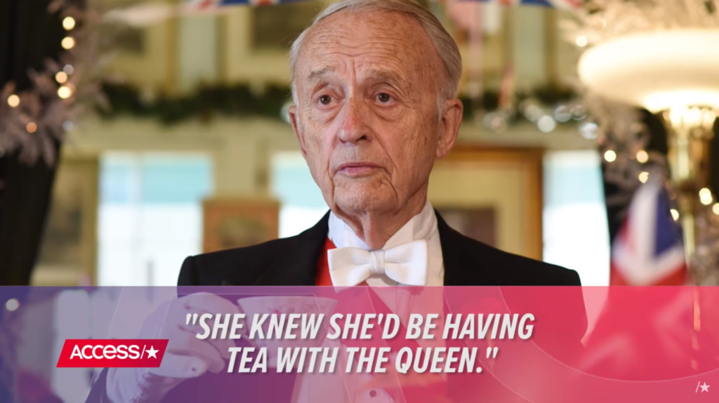 meghan markle tea party