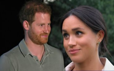 Meghan Markle Breaks Down on Documentary-Feature