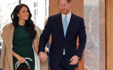 harry compliments meghan