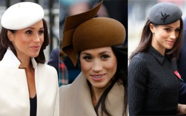 Meghan Markle's Best Hats-Lead
